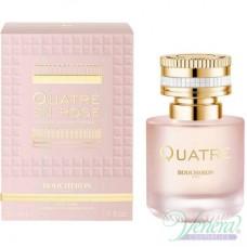 Apa de parfum Boucheron Quatre en Rose Florale, Femei, 50 ml