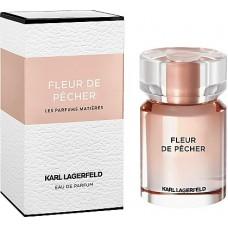 Apa de parfum Karl Lagerfeld Fleur de Pêcher, Femei, 100ml
