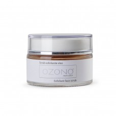 Scrub Exfoliant Pentru Ten OZONO Italia, 50 ml