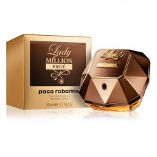 Apa de parfum Paco Rabanne Lady Million Privé, Femei, 80ml