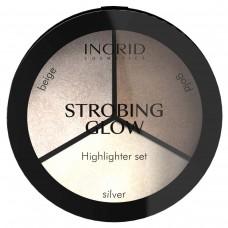 Paleta conturare faciala INGRID Strobing Glow