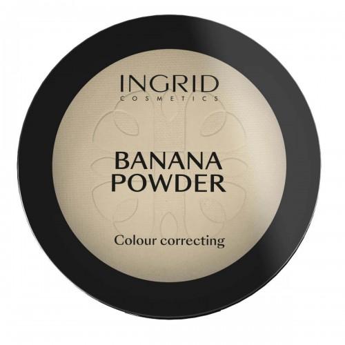 Pudra de fata Banana Powder INGRID