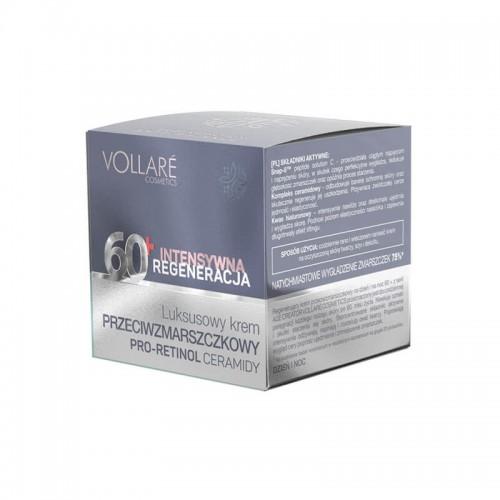 Crema reconstructiva antirid de zi si de noapte 60+ 50ml Vollare