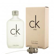 Apa de Toaleta Calvin Klein CK One,100 ml, (unisex)