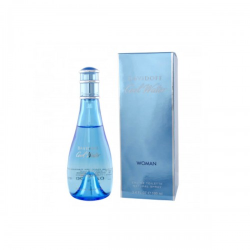Apa de toaleta Davidoff Cool Water, Femei, 100 ml