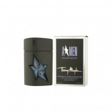 Apa de toaleta Thierry Mugler A*Men Rubber Flask Refillable, Barbati, 50ml