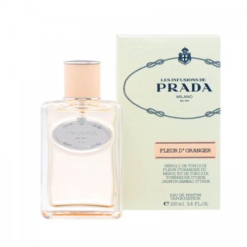 Apa de parfum ES INFUSIONS DE FLEUR D'ORANGER EDP 100ML PRADA MILANO