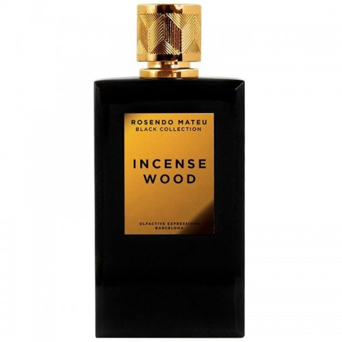 Black Collection Incense Wood EDP Rosendo Mateu 100ML